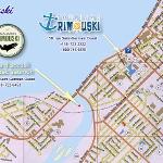 Situer le Bureau d'information touristique